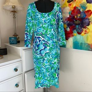 Lilly Pulitzer Long Sleeved Dress